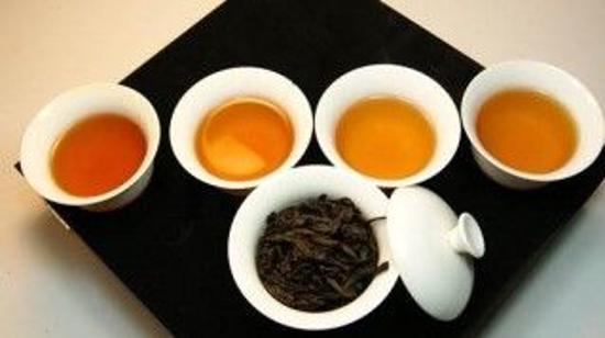 岩茶的正确冲泡方法