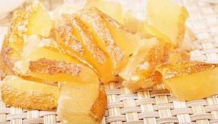 自制柚皮糖的做法