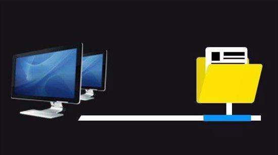 两台电脑怎么传文件