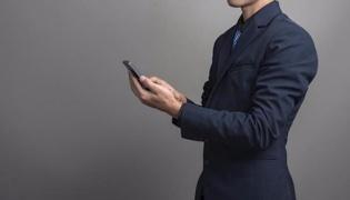 电子稿用手机怎么写
