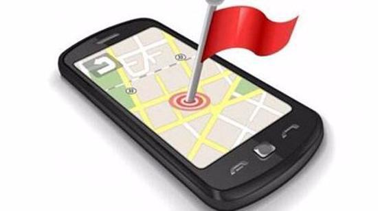 手机上怎么查经纬度