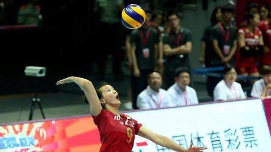 排球基本技术Ⅰ:下手发球和上手发球