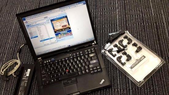 笔记本电脑电池怎么拆