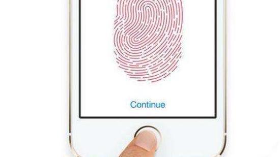 苹果手机怎么设置指纹解锁