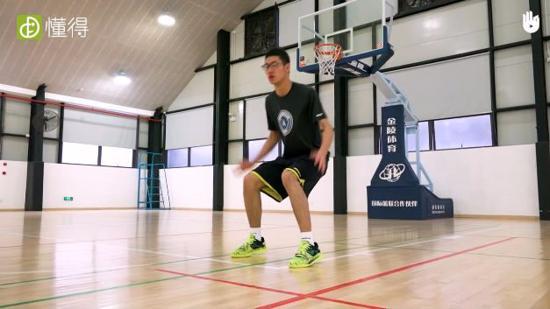 篮球训练Ⅶ:防守(单人篇)