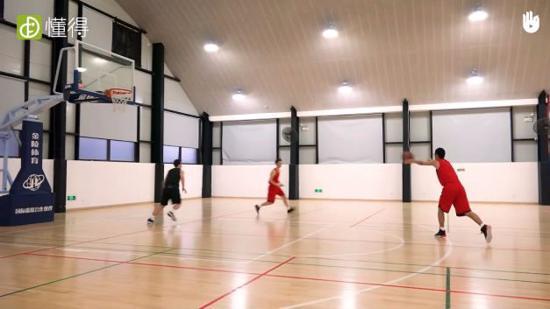 篮球训练Ⅲ:摆脱1对1盯人(多人练习)
