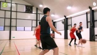 篮球训练Ⅳ:传球练习(多人练习)