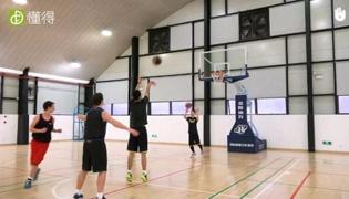 篮球训练Ⅴ:投射挑战赛(多人练习)