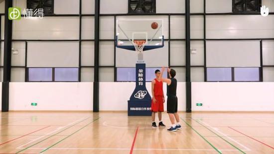 篮球训练Ⅵ:定点投篮(多人练习)