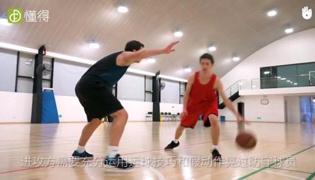 篮球训练Ⅷ:过人练习(多人练习)