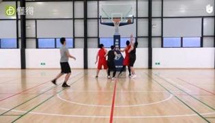 篮球训练Ⅺ:篮板球(多人防守)