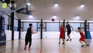 篮球进攻战术Ⅲ:传切配合