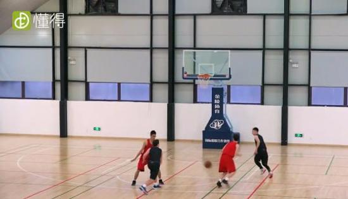 篮球进攻战术Ⅱ:切后门技巧