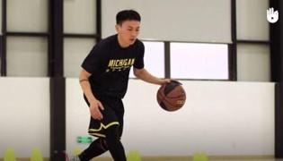 篮球训练Ⅳ:交替换手练习(单人篇)