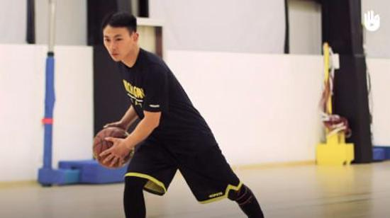 篮球训练Ⅵ:运球进攻(单人篇)