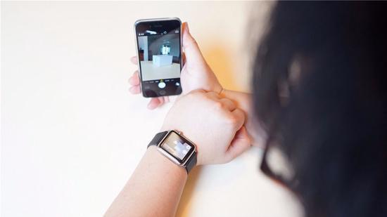 苹果手表怎么连接手机