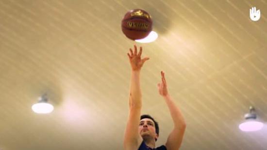 投篮教学Ⅰ:篮球投篮技巧