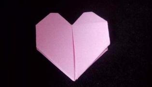 立体折纸爱心