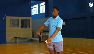 羽毛球发球规则Ⅱ:单打的发球规则