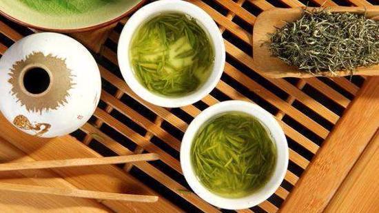 茶叶冲泡方法:绿茶和黄茶