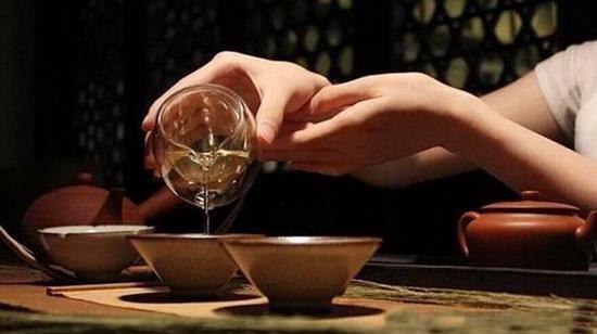 乌龙茶的泡法