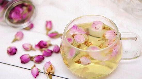 玫瑰花茶怎么泡