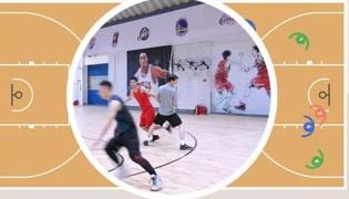 篮球团队训练方法Ⅱ:三队篮球