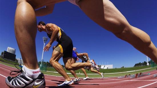 腿部肌肉锻炼V:后踢腿跑