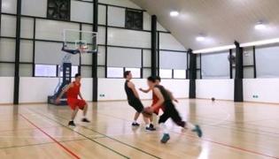 篮球训练Ⅸ:挡拆练习(多人练习)