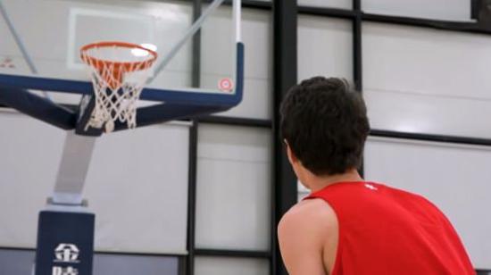 投篮教学Ⅲ:发球投篮技巧