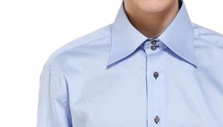 穿衬衫要注意的细节