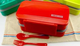 怎样除掉塑料饭盒异味