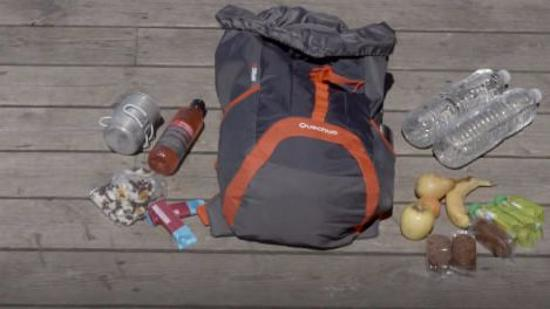 登山远足前的准备工作XX :食物和饮品的准备