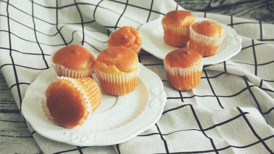 杯子蛋糕的做法