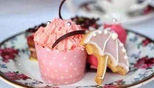 树莓糖霜的做法