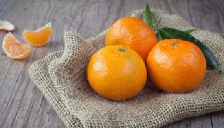 如何巧剥柑橘皮