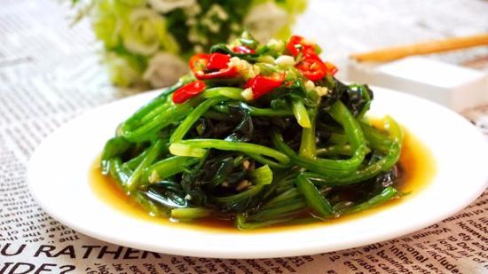 凉拌菠菜的做法 凉拌菠菜怎么做好吃