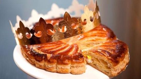 国王饼的做法