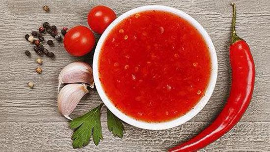 番茄洋葱酱的制作方法