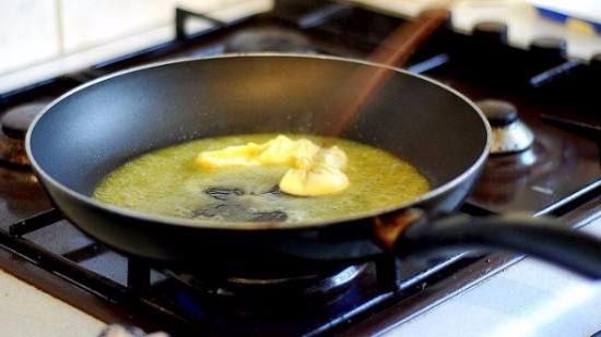 榛子黄油的做法