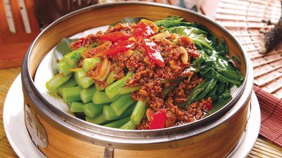 蒸蔬菜的做法