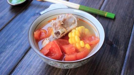 怎么做番茄排骨汤