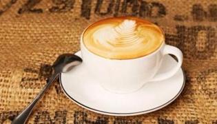 咖啡拉花:树叶
