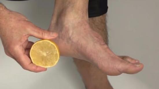 北欧式健走的准备活动Ⅱ:脚部鞣化与补水
