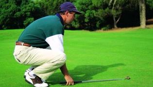 高尔夫准备活动:伸展活动