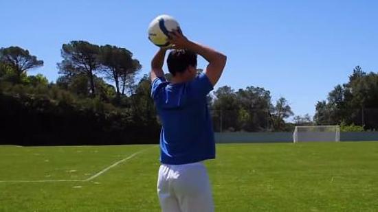 足球界外球规则Ⅰ:掷界外球的规则
