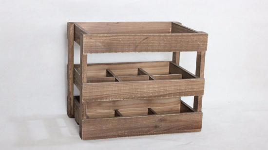 循环利用资源:拆卸板条箱