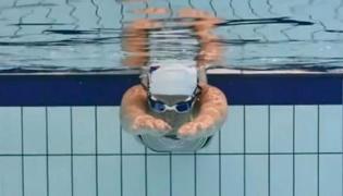 蛙泳技巧Ⅱ:如何改善手臂划水动作
