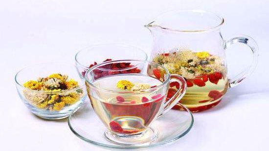 红枣枸杞菊花茶的功效