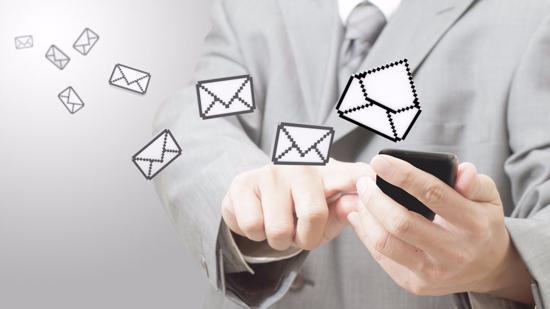 手机怎么发邮件到别人邮箱